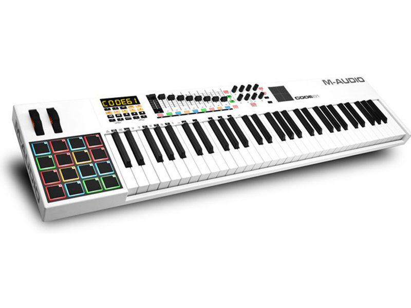 M-AUDIO CODE 61 | MIDI Keyboardy, Master Keyboardy - 1