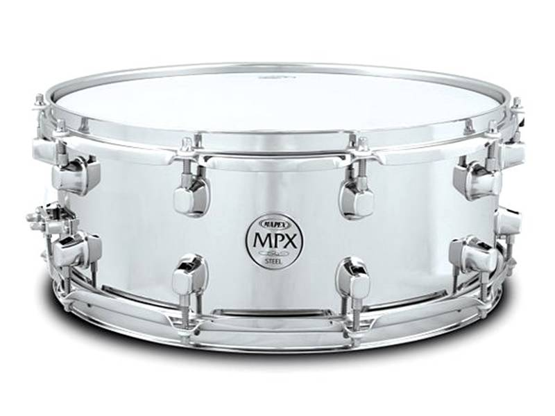 MAPEX MPST4550 MPX Steel Serie | Snare bubienky - 1