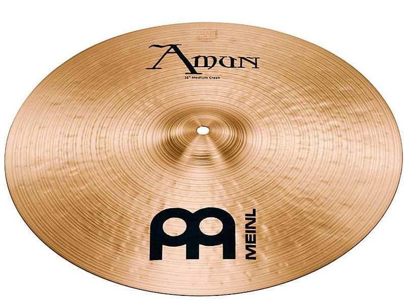 MEINL A16MC - 16,Medium Crash,Amun | Crash - 1