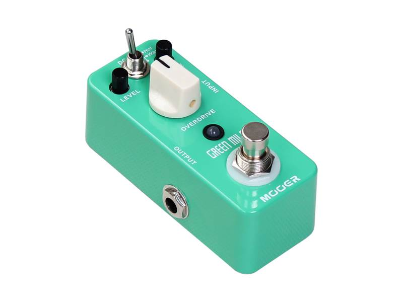 WARWICK Mooer Green Mile, Overdrive pedal | Overdrive, Distortion, Fuzz, Boost - 1