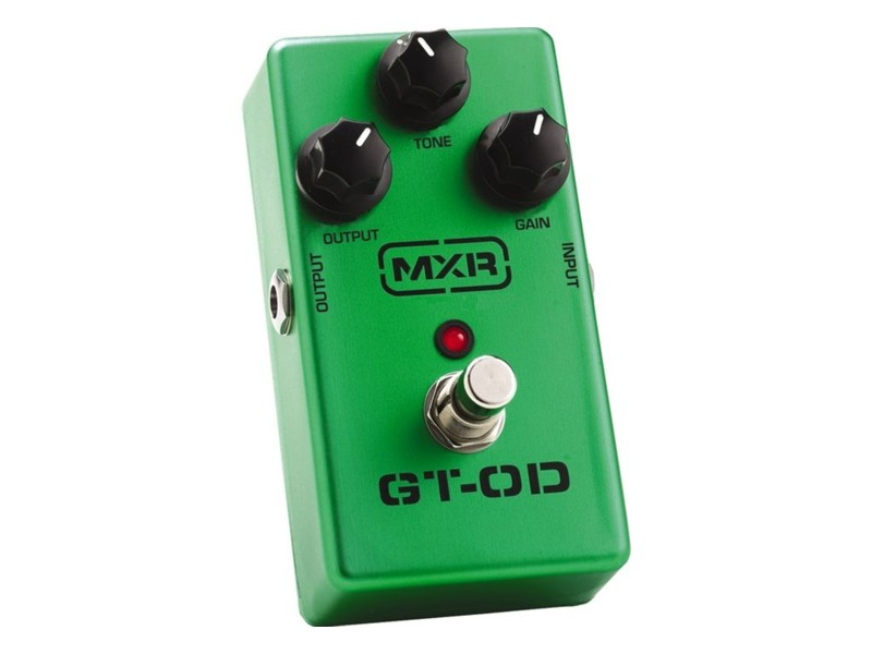 MXR M-193 custom shop Gt-OD | Overdrive, Distortion, Fuzz, Boost - 1