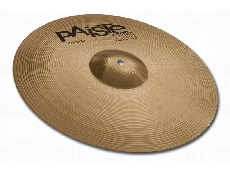 PAISTE - 201 Bronze Crash 40/16 | Crash - 1