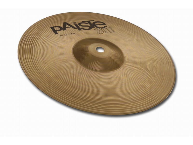 PAISTE - 201 Bronze Splash 26/10 | Splash - 1