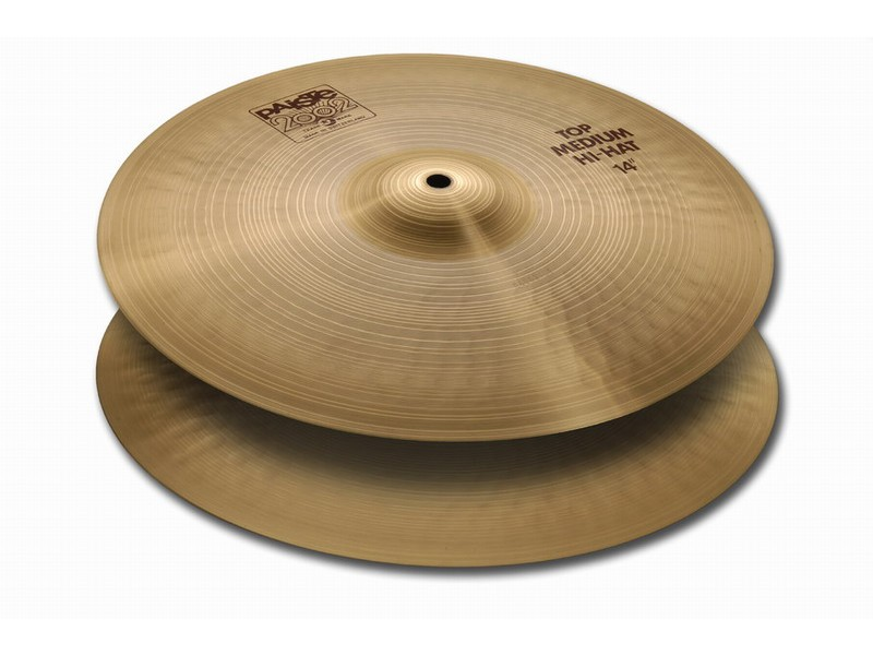 PAISTE 2002 14 Medium Hi-Hat | Hi-hat - 1