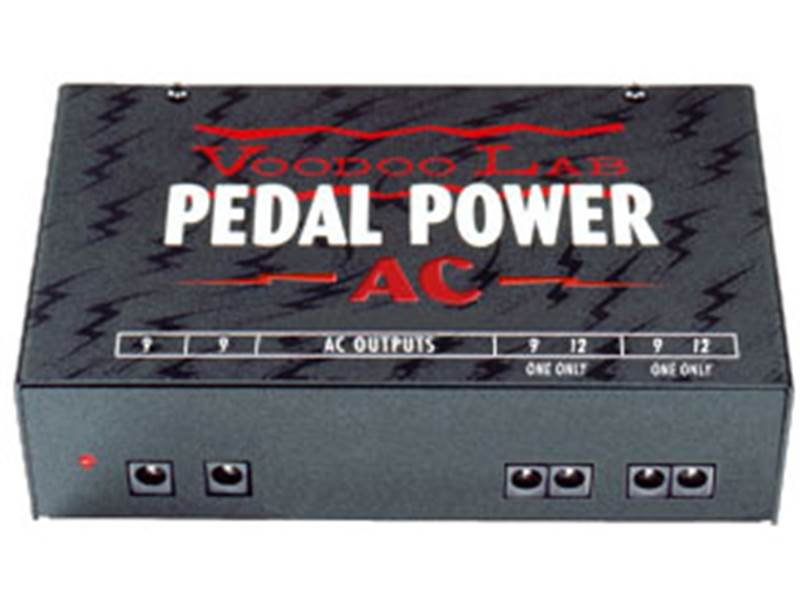 Voodoo Lab Pedal Power AC | Adaptéry - 1