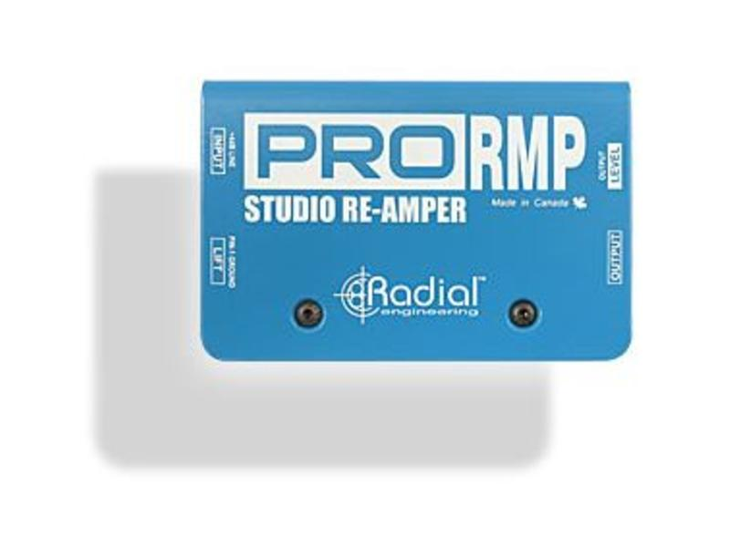 Radial ProRMP, pasívny guitar re-amping device | Reamp - 3