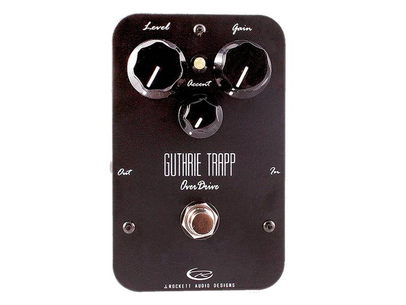 J. Rockett Guthrie Trapp Overdrive | Overdrive, Distortion, Fuzz, Boost - 1