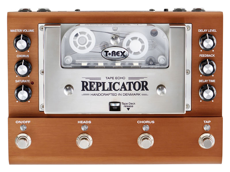 T-Rex Replicator | Delay, Echo - 1