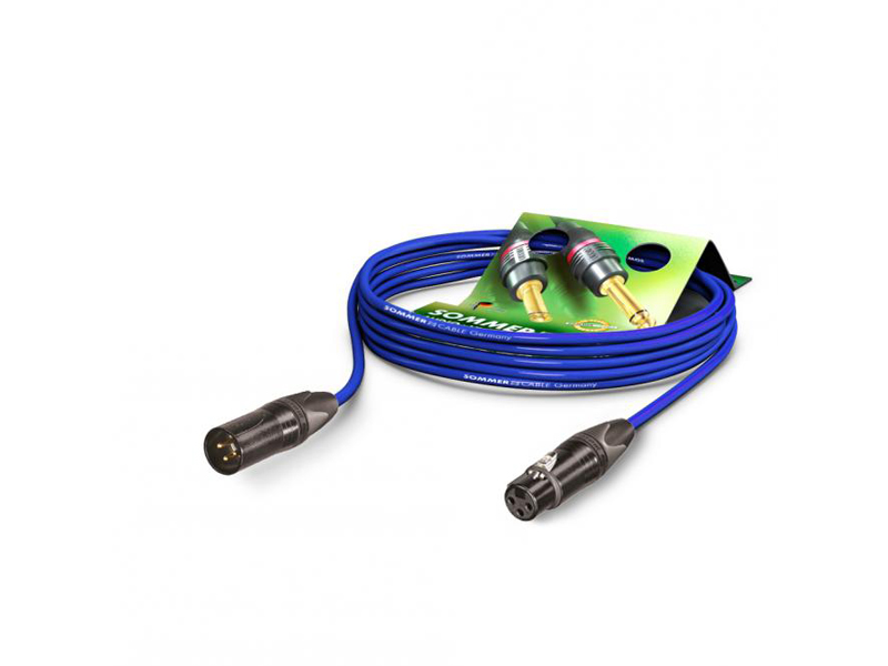 Sommer Cable SCN9-1000-BL SOURCE MK II HIGHFLEX | 10m - 1