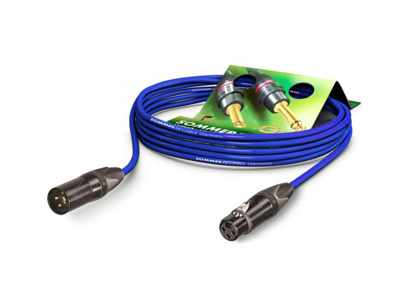 Sommer Cable SCN9-2000-BL SOURCE MK II HIGHFLEX | 15m - 1