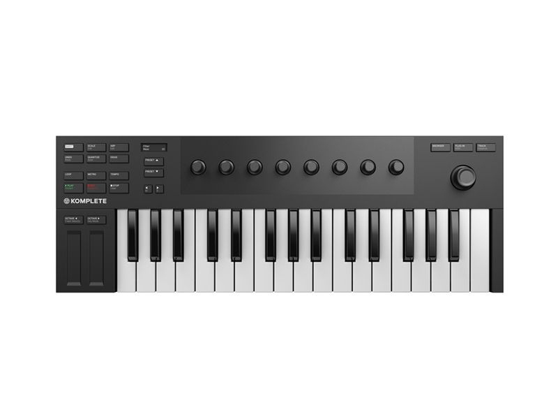 NATIVE INSTRUMENTS Komplete Kontrol M32 | MIDI Keyboardy, Master Keyboardy - 1