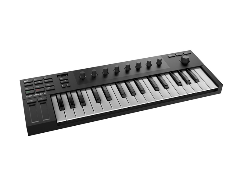 NATIVE INSTRUMENTS Komplete Kontrol M32 | MIDI Keyboardy, Master Keyboardy - 2