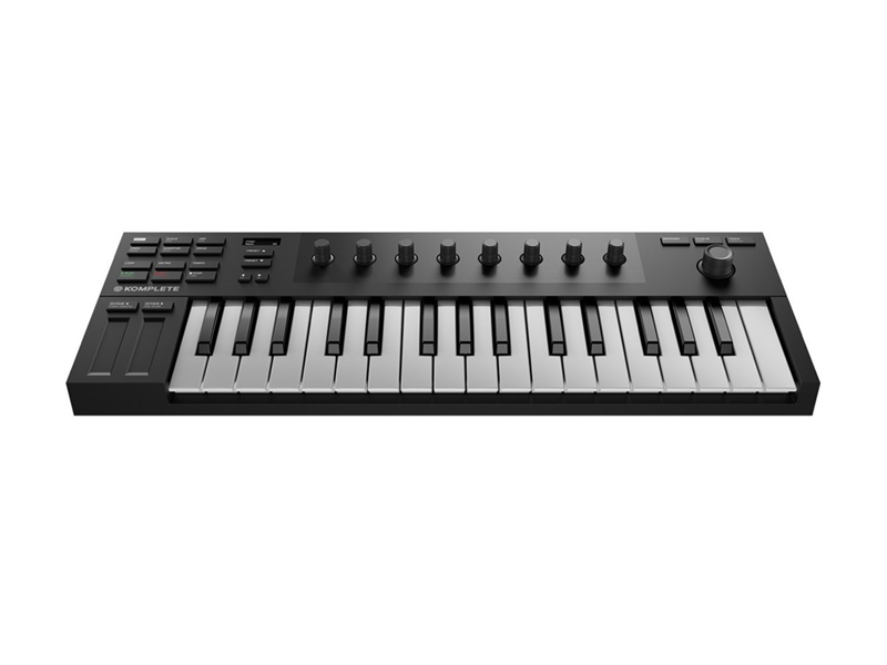 NATIVE INSTRUMENTS Komplete Kontrol M32 | MIDI Keyboardy, Master Keyboardy - 3