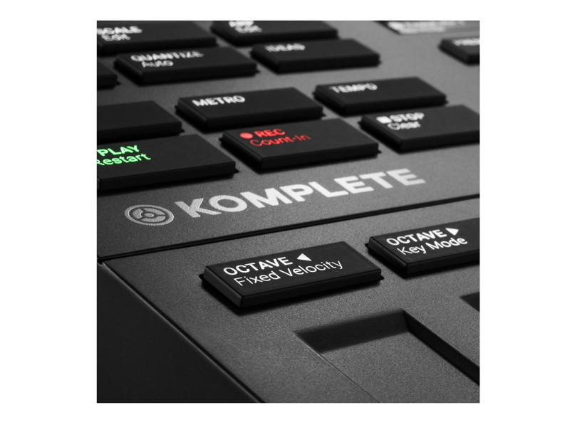 NATIVE INSTRUMENTS Komplete Kontrol M32 | MIDI Keyboardy, Master Keyboardy - 5