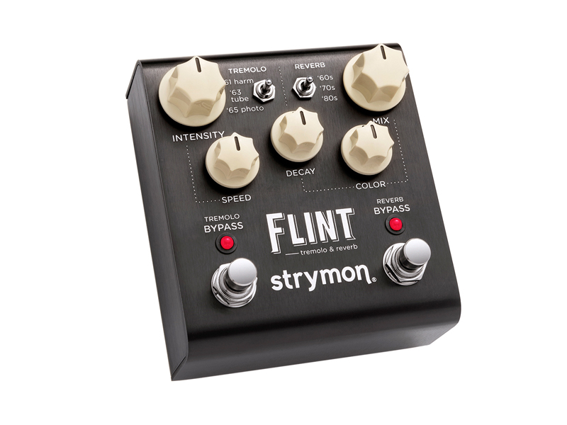 Strymon Flint Tremolo and Reverb | Reverb, Hall - 1