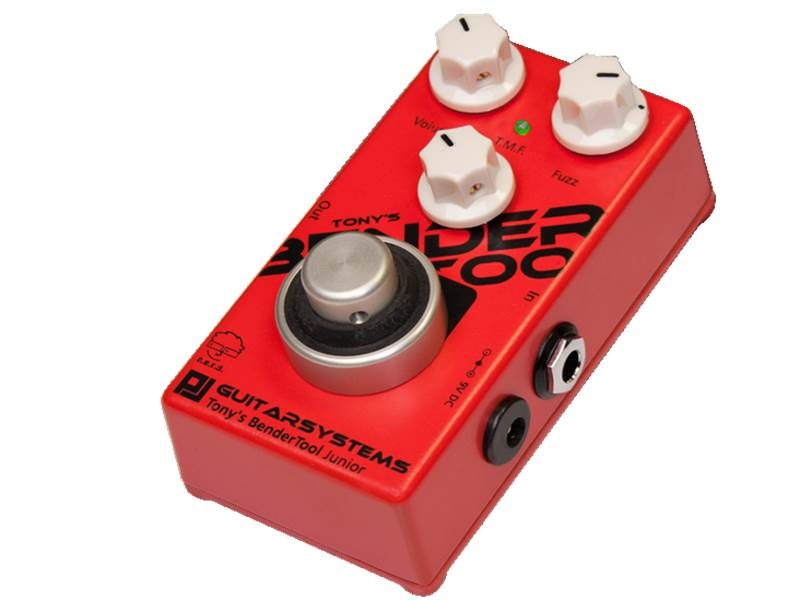 GUITARSYSTEM Tonys Bender Tool | Overdrive, Distortion, Fuzz, Boost - 1