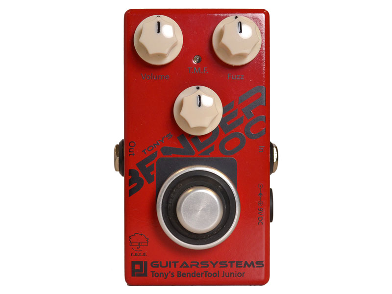 GuitarSystems Tonys Bender Tool Junior  - Tone Bender | Overdrive, Distortion, Fuzz, Boost - 1
