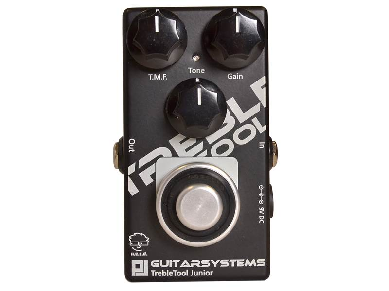 GUITARSYSTEM TrebleTool Junior | Overdrive, Distortion, Fuzz, Boost - 1