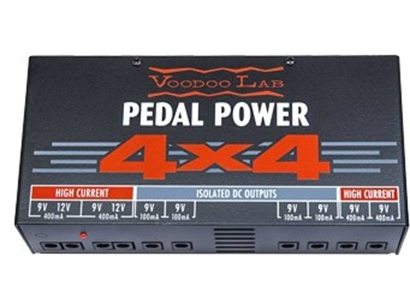 Voodoo Lab Pedal Power 4x4 | Adaptéry - 1