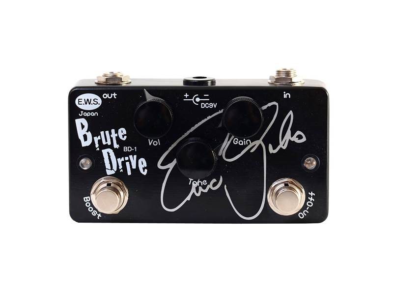 Xotic Brute Drive Eric Gales Signature | Overdrive, Distortion, Fuzz, Boost - 1