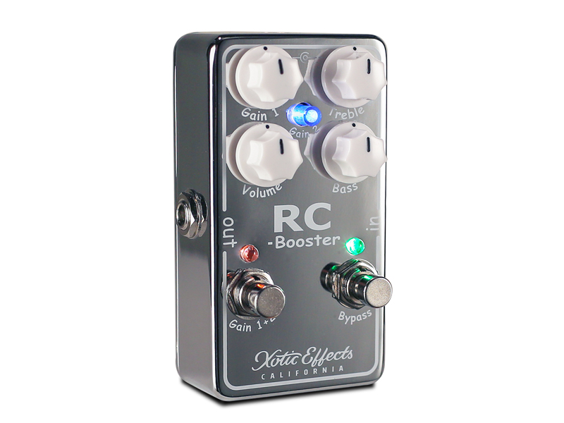 Xotic RC BOOSTER-B | Overdrive, Distortion, Fuzz, Boost - 1
