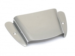 FENDER Vintage-Style '51 Precision Bass Bridge Cover, Chrome