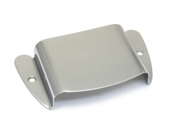 FENDER 	'51 Precision Bass Pickup Cover, Chrome