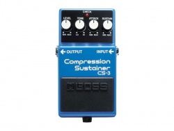 BOSS CS 3 | Compressor, Sustainer