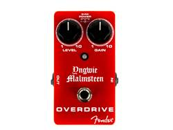 Fender Malmsteen Overdrive - Yngwie Malmsteen signature Overdrive