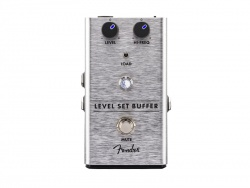 FENDER Level Set Buffer Pedal | Overdrive, Distortion, Fuzz, Boost