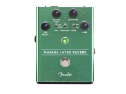 FENDER Marine Layer Reverb Pedal | Reverb, Hall
