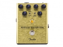 FENDER Pugilist Distortion Pedal | Overdrive, Distortion, Fuzz, Boost
