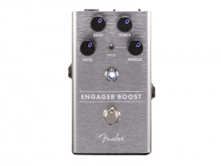 Fender Engager Boost | Overdrive, Distortion, Fuzz, Boost