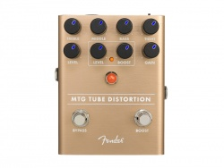 FENDER MTG Tube Distortion Pedal | Overdrive, Distortion, Fuzz, Boost
