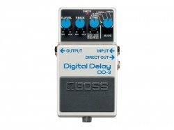 BOSS DD-3 | Delay, Echo