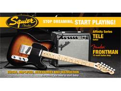 SQUIER Packet TELE BSB 15G 230V EU