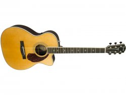 FENDER PM-3 DELUXE TRIPLE 0 NATURAL