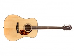 FENDER kytara PM-1 Limited Adirondack Dreadnought Mahogany