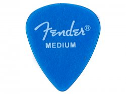 Fender trsátko California Clear Picks 12 ks Med LPB | Trsátka