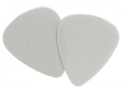 Fender trsátko Fender Nylon Pick 12 ks 1/2 Gross 0.60 | Trsátka