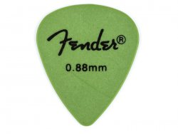 Fender trsátko Fender Rock-On 12 ks 1/2 Gross 88 Surf Gr | Trsátka