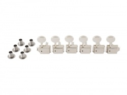 FENDER ClassicGear Tuning Machines, Chrome | Ladiace mechaniky