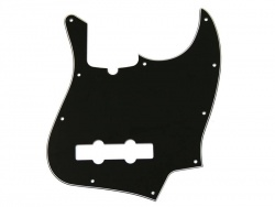 FENDER Pickguard J-Bass Black