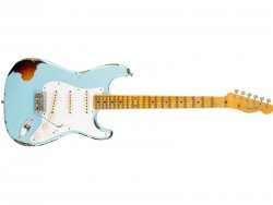 Fender Custom Shop Heavy Relic Mischief Maker Daphne Blue