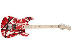 EVH Stripe Series Red/Black/White elektrická gitara