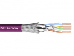 Sommer Cable 581-0078 MERCATOR CAT.7 PUR - fialový