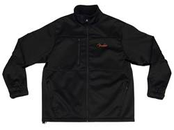FENDER bunda LS Fleece Lined Black vel. L