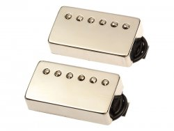 Bare Knuckle The Mule nickel covered set Humbucker