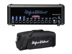 Hughes and Kettner Black Spirit 200 SET 2 Head + SoftBag