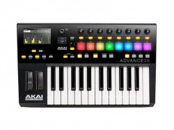 AKAI Advance 25 | MIDI Keyboardy, Master Keyboardy